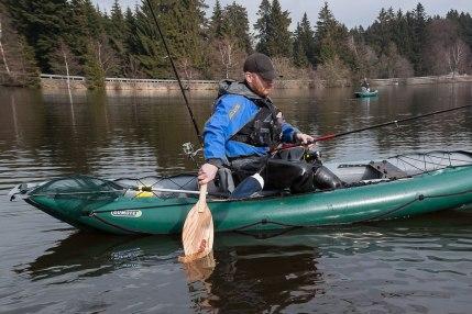 TNP Wooden Paddle